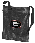 Georgia Bulldogs CrossBody Bag COOL Hippy Bag