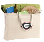 Georgia Bulldogs Jumbo Tote Bag