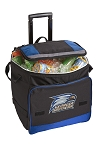 Georgia Southern Rolling Cooler Bag Blue