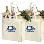Georgia Southern Shopping Bags Georgia Southern Eagles Grocery Bags 2 PC SET