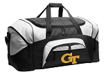 Georgia Tech Duffel Bags or GT Yellow Jackets Gym Bags For Men or Women