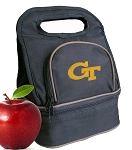 Georgia Tech Lunch Bag Black