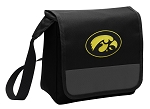 University of Iowa Lunch Bag Cooler Black
