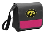 University of Iowa Lunch Bag Cooler Pink