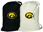 Iowa Hawkeyes Laundry Bags 2 Pc Set