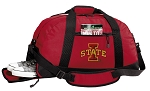 Iowa State Duffle Bag Navy