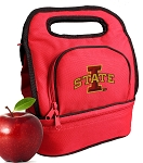 Iowa State Lunch Bag Red
