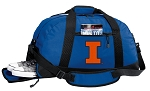 University of Illinois Duffle Bag Royal
