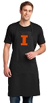University of Illinois Large Apron