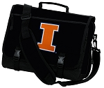 University of Illinois Messenger Bags