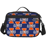 University of Illinois Insulated Lunch Boxes