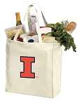 Illini Shopping Bags Canvas