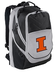 University of Illinois Laptop Backpack