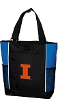 University of Illinois Tote Bag Roy