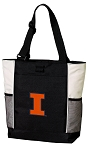 University of Illinois Tote Bag W