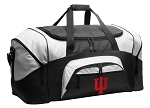 Indiana University Duffel Bags or IU Gym Bags For Men or Women