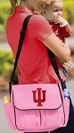 IU Indiana University Diaper Bag