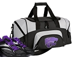 Small Kansas State Gym Bag or Small K-State Duffel