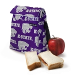 Kansas State Insulated Lunch Cooler Bags
