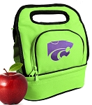 Kansas State Lunch Bag Green