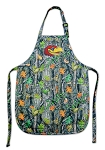 Camo University of Kansas Apron for Men or Women