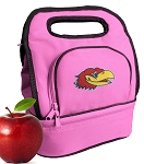 Kansas Lunch Bag Pink