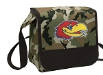 University of Kansas Lunch Bag Cooler Camo