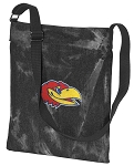 University of Kansas CrossBody Bag COOL Hippy Bag
