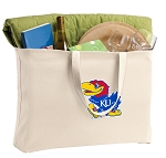 University of Kansas Jumbo Tote Bag