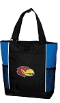 Kansas Jayhawks Tote Bag Roy