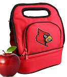 UofL Lunch Bag Red