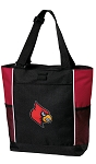Louisville Cardinals Tote Bag Red