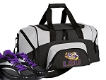 Small LSU Tigers Gym Bag or Small LSU Duffel