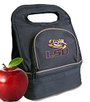 LSU Lunch Bag Black