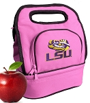 LSU Lunch Bag Pink