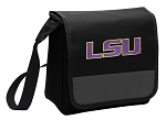 LSU Tigers Lunch Bag Cooler Black