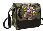 LSU Lunch Bag Cooler Camo