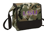 LSU Tigers Lunch Bag Cooler Camo