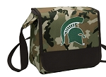Michigan State Lunch Bag Cooler Camo