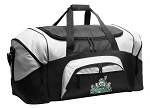 Michigan State Duffel Bags or Michigan State Peace Frogs Gym Bags For Men or Women