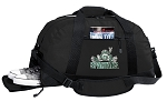 Michigan State Peace Frog Duffle Bag
