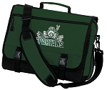 Michigan State Peace Frog Messenger Bags