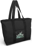 Michigan State Peace Frogs Tote Bag Michigan State University Peace Frog Totes