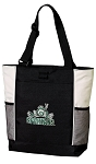 Michigan State Peace Frog Tote Bag W