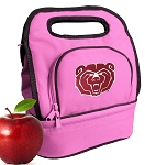 Missouri State Bears Lunch Bag Pink