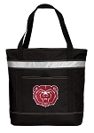 Missouri State Bears Insulated Tote Bag Black