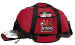 Miami University Duffle Bag Red