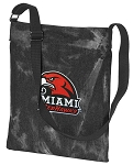 Miami University Redhawks CrossBody Bag COOL Hippy Bag