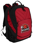 Miami University Laptop Computer Backpack