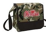 Ole Miss Lunch Bag Cooler Camo